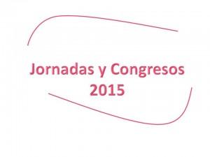 Jornadas y congresos