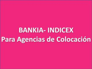 INDICEX